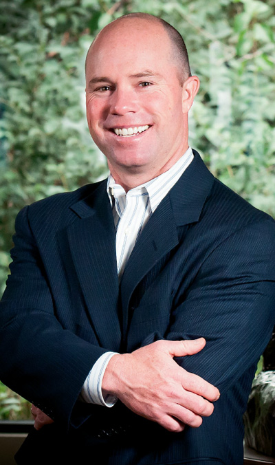 David Fisher, Aflac agent and Volun-tary Benefits Specialist at Gus Bates Insurance & Investments.
