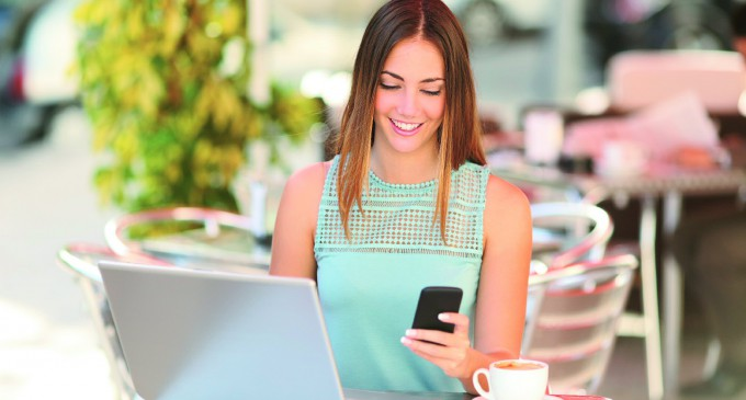 CONSUMERS ARE MOBILE. ARE YOU MEETING THEM THERE?
