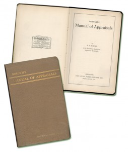 BOECKH'S Manual of Appraisals