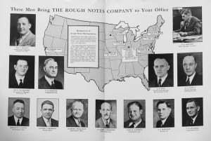 Rough Notes National Sales Force
