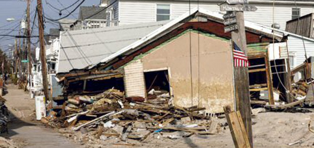 LESSONS FROM THE SUPERSTORMS: INSURING FOR A BETTER RECOVERY