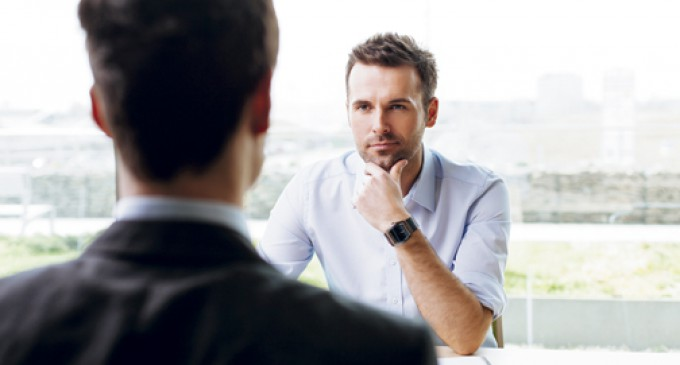 THE EMPLOYEE INTERVIEW: A STRATEGY TO POSITION YOU AS THE UNDERCOVER BOSS