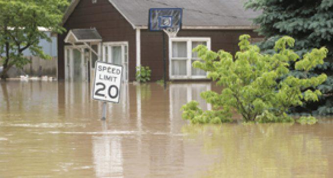FOUR MYTHS ABOUT FLOOD INSURANCE