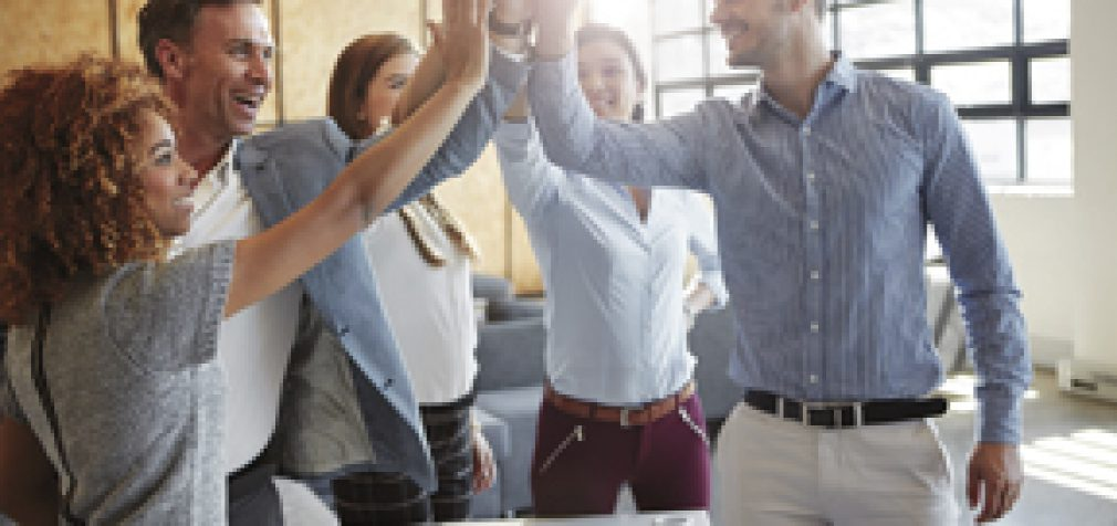 ENGAGE YOUR EMPLOYEES; KEEP YOUR CLIENTS