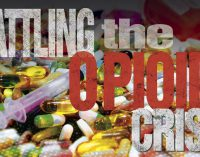 BATTLING THE OPIOID CRISIS