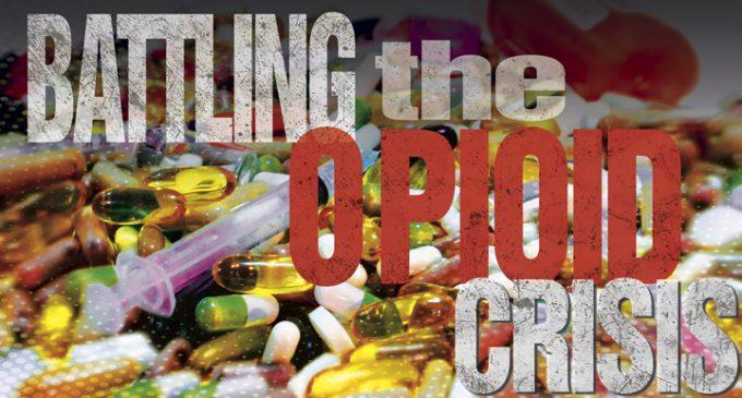 BATTLING THE OPIOID CRISIS