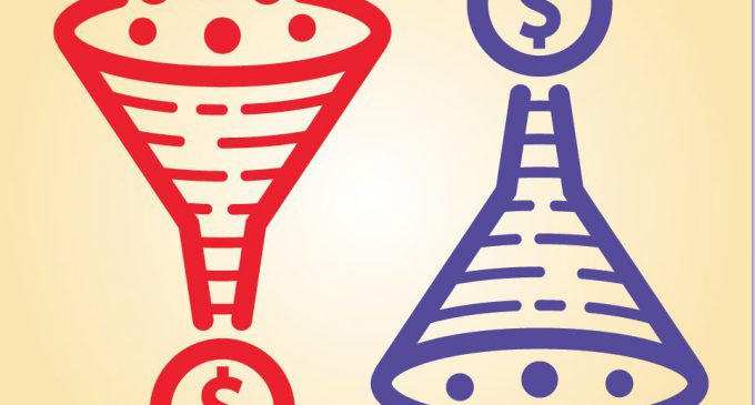 YOUR SALES FUNNEL'S ALL WRONG. AND HERE'S WHY