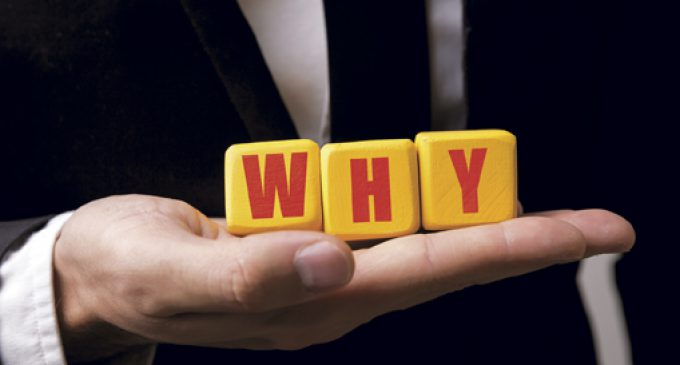 START WITH WHY—YOUR PURPOSE FOR EXISTENCE
