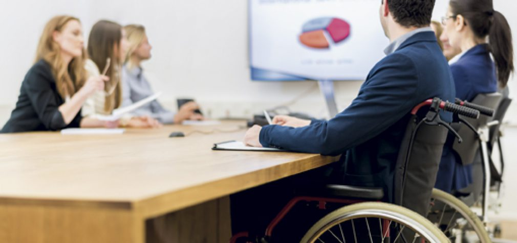 WORKFORCES STRENGTHENED BY PERSONS WITH DISABILITIES