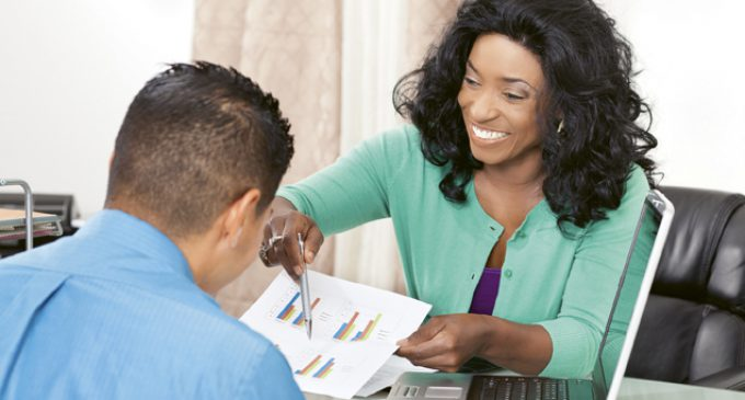 WORKERS LEAN TOWARD FINANCIAL COUNSELING
