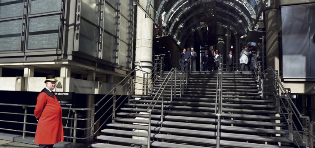LLOYD'S OF LONDON: CHALLENGES AND SOLUTIONS
