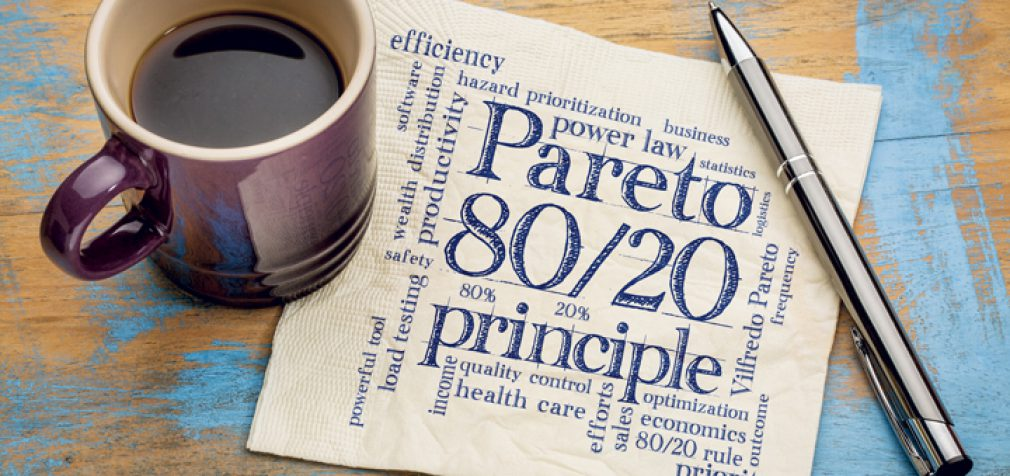 AGENTS' 80/20 PRINCIPLE: FINDING INSURERS THAT POWER GROWTH
