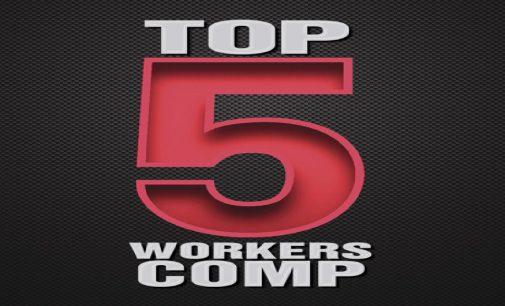 5 Top Workers Compensation Legislative Actions in 2018