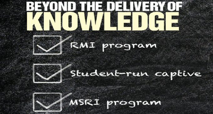 BEYOND THE DELIVERY OF KNOWLEDGE