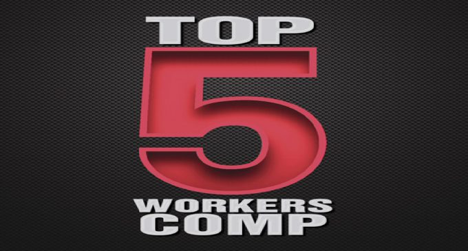 5 TOP WORKERS COMPENSATION LEGISLATIVE ACTIONS IN 2018