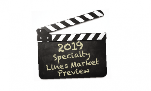2019 Specialty Lines Market Preview