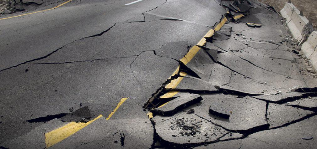 EARTHQUAKE AND FLOOD
