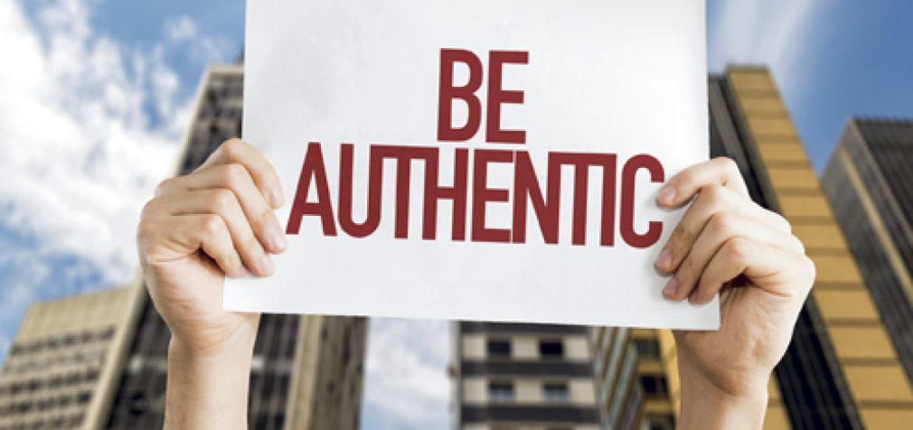 KEEP IT REAL: EMBRACING YOUR AUTHENTIC SELF