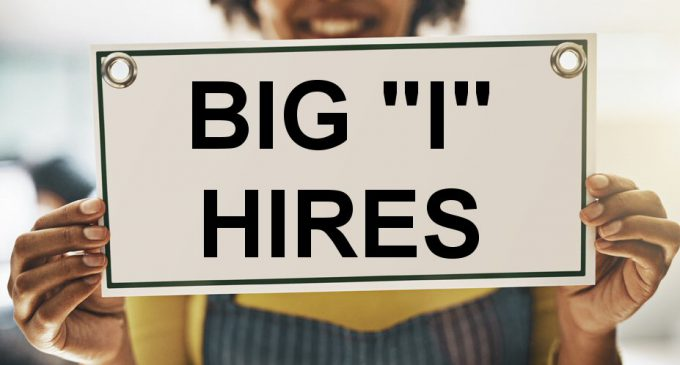 """BIG """"I""""HIRES"""