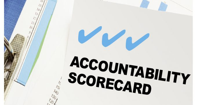 ACCOUNTABILITY SCORECARD