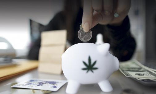CANNABIS CONUNDRUM: THIS BANK IS CLOSED