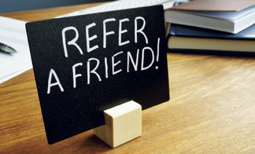 FIVE STEPS TO MORE REFERRALS