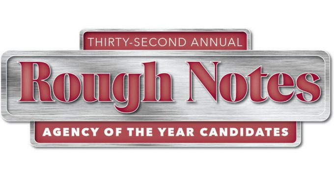 AGENCY OF THE YEAR CANDIDATES