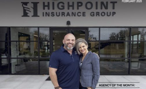 Congratulations Highpoint Insurance Group