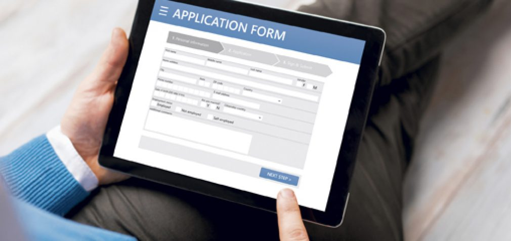 DIGITALIZING THE APPLICATION AND RENEWAL PROCESS