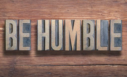 HOW TO BE HUMBLER